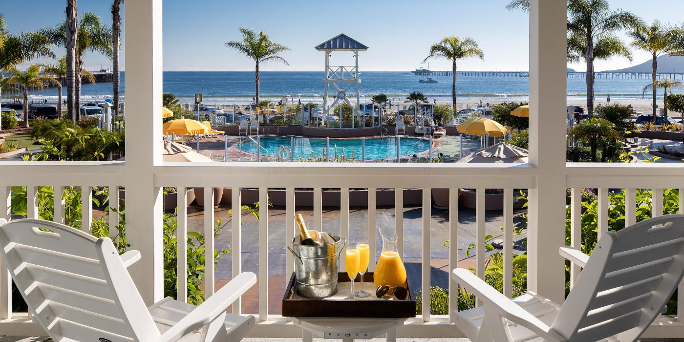 Enjoy Your Mimosas at Avila Lighthouse Suites
