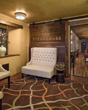 The Steakhouse at the Paso Robles Inn Debuts a Whole New Look