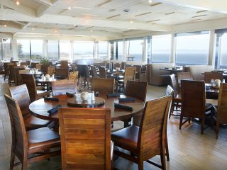 View of gorgeous Ventana Grill dining room